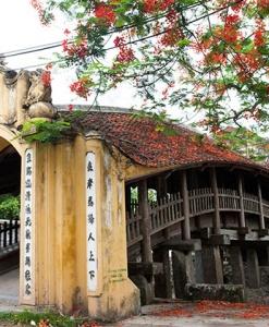 Cầu Ngói ở Nam Định