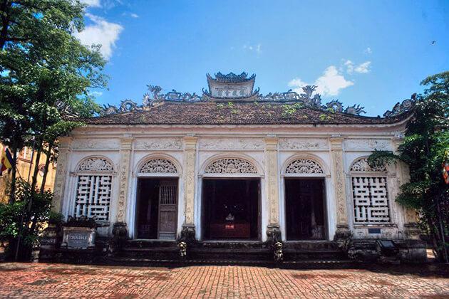 Hội quán đường tại chùa Cổ Lễ Nam Định