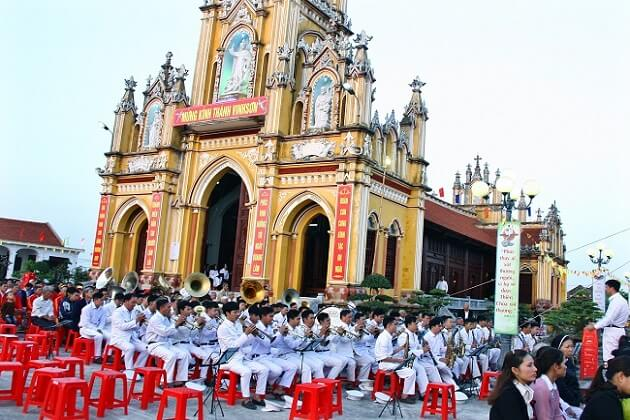 Nha tho Pham Phao