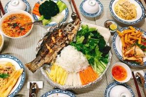 Trải nghiệm ẩm thực du lịch sinh thái cộng đồng kiểu mới