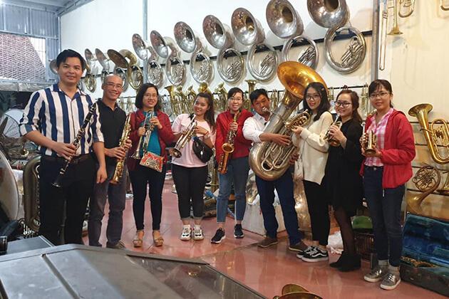 Trai nghiem tai lang ken dong Pham Phao