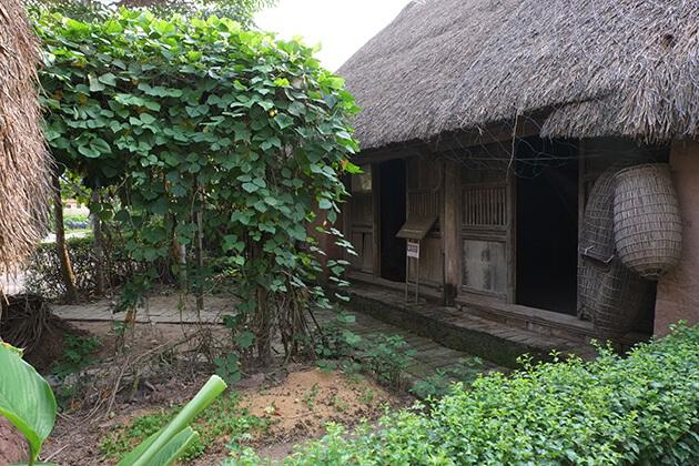 bảo tàng Đồng Quê ở Nam Định