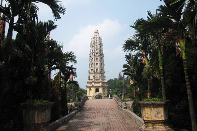chùa Cổ Lễ ở Nam Định