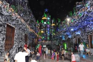 độc đáo ngày lễ giáng sinh ở xứ đạo Nam Định