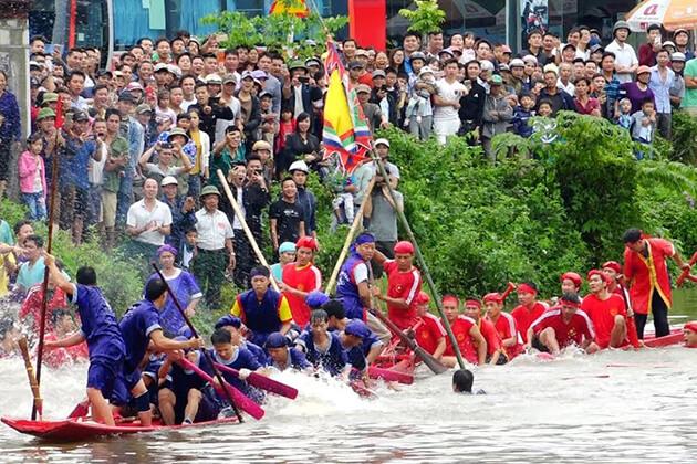 lễ hội chùa Cổ Lễ Nam Định