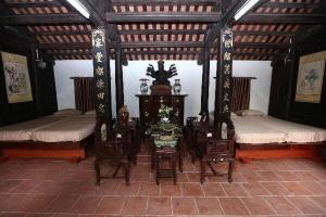 nét truyền thống bên trong những homestay ở Nam Đinh