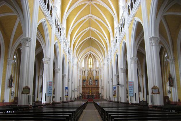 nhà thờ Phú Nhai ở Nam ĐỊnh