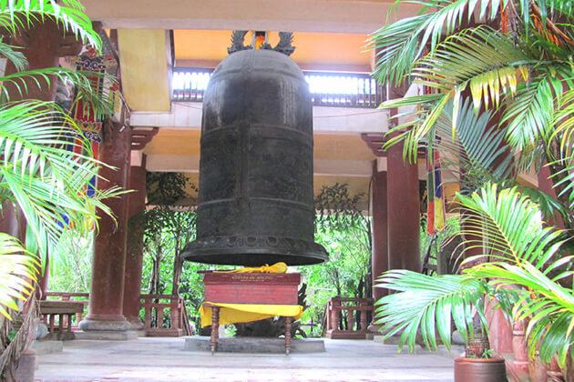 tháp chuông chùa Cổ Lễ Nam Định