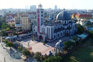 Vùng quê của đạo Công giáo Nam Định